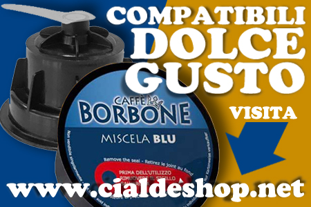 dolce gusto borbone
